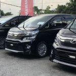 Sewa Mobil Alphard Untuk Jalan Di Jakarta